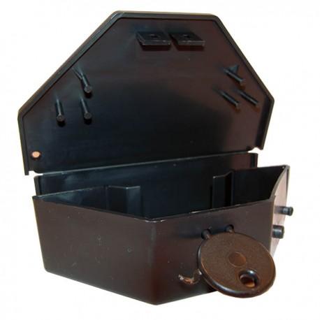 ANTI SOURIS POSTE APPATAGE PLASTIQUE SECURISE (10 unités)