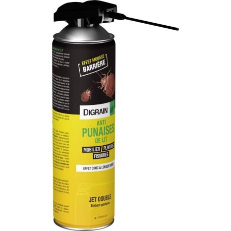 Digrain anti puces mousse barrière 500ml