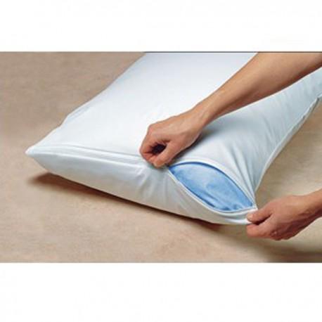 Housse d'oreiller anti acariens 50 X 70