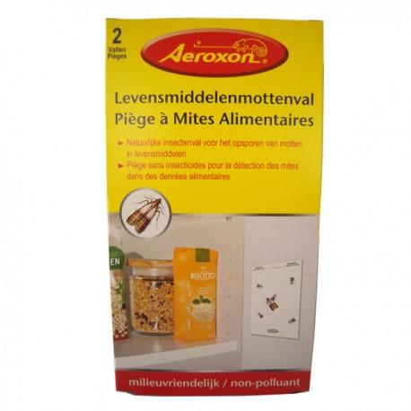 Piège anti mites alimentaires Aeroxon- lot de 2 pièges
