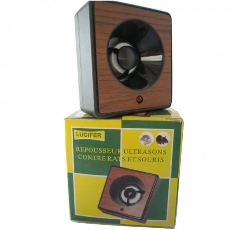 Utrasons repousseur électrique 100m2 anti souris